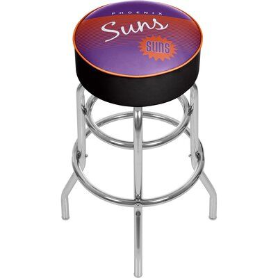 NBA 31 Swivel Bar Stool NBA Team: Phoenix Suns