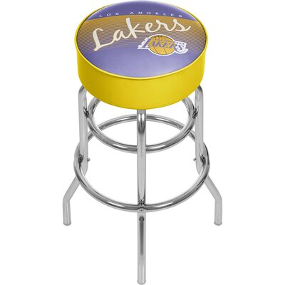 NBA 31 Swivel Bar Stool NBA Team: Los Angeles Lakers