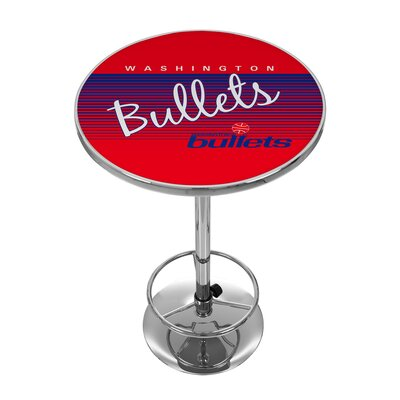 NBA Pub Table NBA Team: Washington Bullets