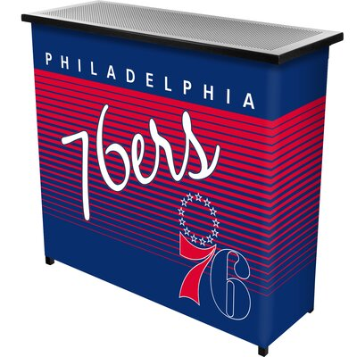 Hardwood Classics Home Bar Team: Philadelphia 76ers