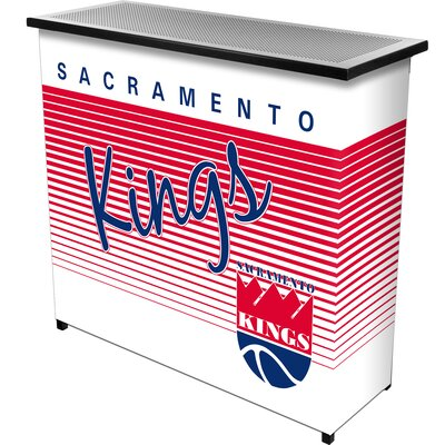 Hardwood Classics Home Bar Team: Sacramento Kings