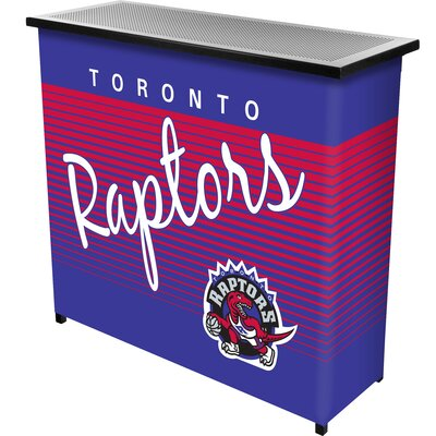Hardwood Classics Home Bar Team: Toronto Raptors