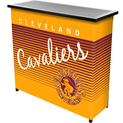 Hardwood Classics Home Bar Team: Cleveland Cavaliers
