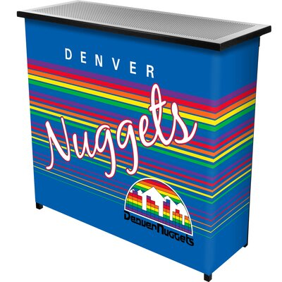 Hardwood Classics Home Bar Team: Denver Nuggets