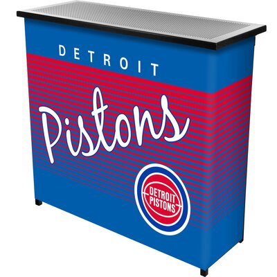 Hardwood Classics Home Bar Team: Detroit Pistons