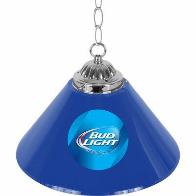Bud Light 14 Single Shade Bar Lamp