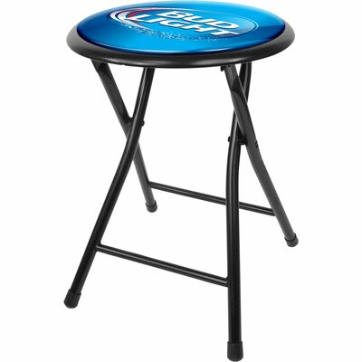 Bud Light 18 Bar Stool