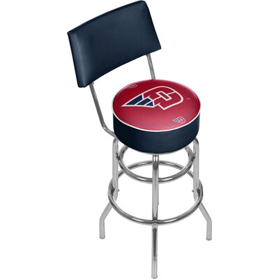 NCAA 31 Swivel Bar Stool NCAA Team: University of Dayton