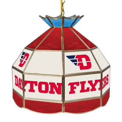 NCAA 16 Stained Glass Tiffany Lamp NCAA Team: Dayton University