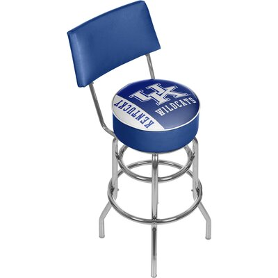 31 Swivel Bar Stool NCAA Team: University of Kentucky