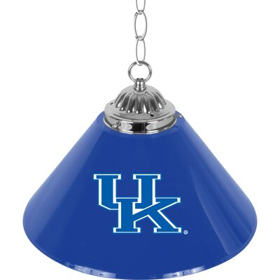 1-Light Pendant NCAA Team: University of Kentucky