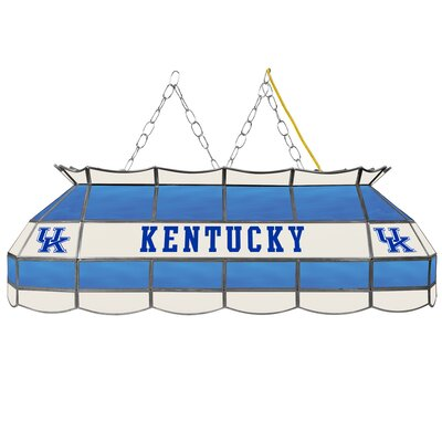 University of Kentucky 3-Light Pool Table Light