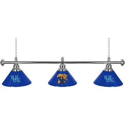 University of Kentucky 3-Light Billiard Light