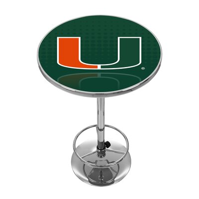 Pub Table NCAA Team: University of Miami
