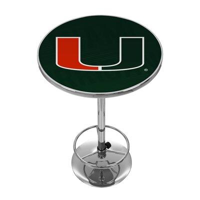 Pub Table NCAA Team: University of Miami