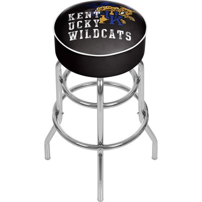 31 inch Swivel Bar Stool NCAA Team: University of Kentucky