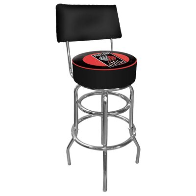 31 Swivel Bar Stool NBA Team: Portland Trail Blazers