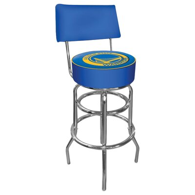 31 Swivel Bar Stool NBA Team: Golden State Warriors