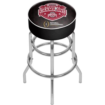 Ohio State University 31 Swivel Bar Stool