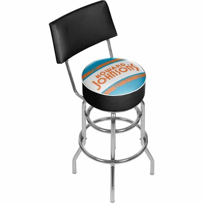 Howard Johnson 31 inch Swivel Bar Stool