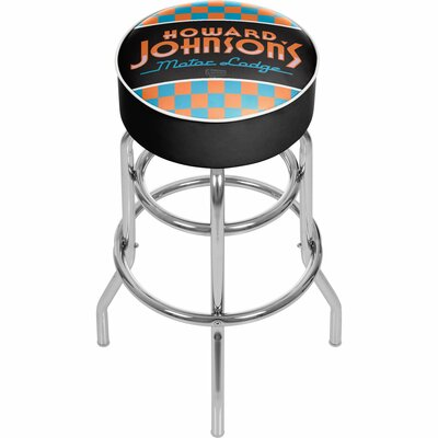 Howard Johnson 31 Swivel Bar Stool