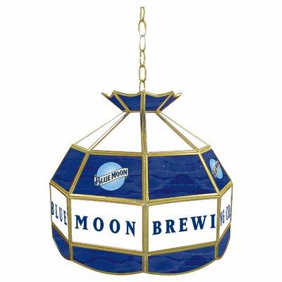 Blue Moon 1-Light Mini Pendant