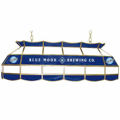 Blue Moon 3-Light Billiard Light