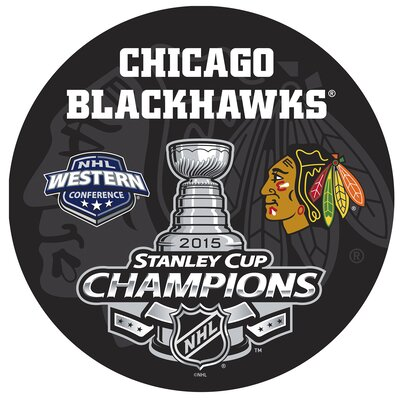 NHL Pub Table NHL Team: Chicago Blackhawks - 2015 Stanley Cup