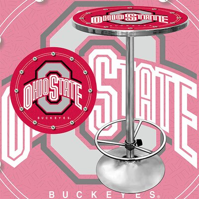 Buckeyes Gameroom And Bar Decor Sports Decor