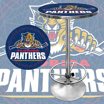 Lease to own NHL Pub Table NHL Team: Florida Pan...