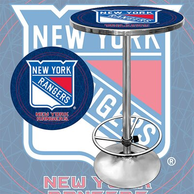 Rent to own NHL Pub Table NHL Team: New York Ra...