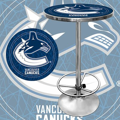 No credit financing NHL Pub Table NHL Team: Vancouver C...