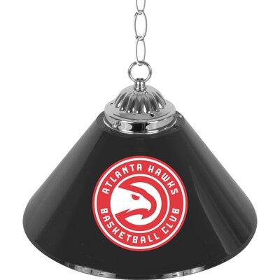 NBA Single Bar Lamp NBA Team: Atlanta Hawks