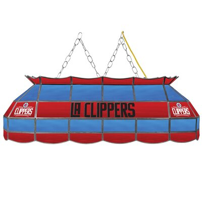 3-Light Pool Table Light NBA Team: Los Angeles Clippers