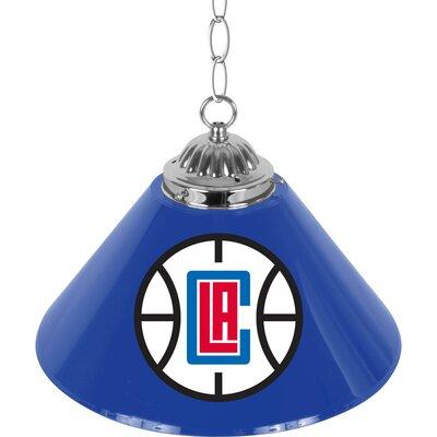 NBA Single Bar Lamp NBA Team: Los Angeles Clippers