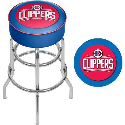 31 Swivel Bar Stool NBA Team: Los Angeles Clippers