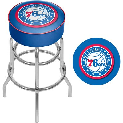 31 Swivel Bar Stool NBA Team: Philadelphia 76ers