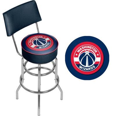31 Swivel Bar Stool NBA Team: Washington Wizards