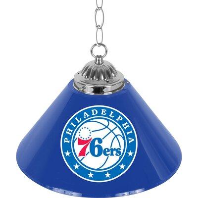 NBA Single Bar Lamp NBA Team: Philadelphia 76ers