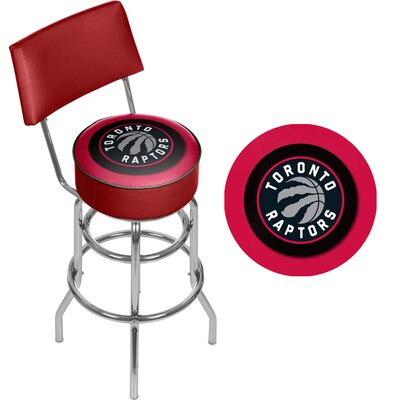 31 Swivel Bar Stool NBA Team: Toronto Raptors