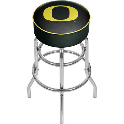 University of Oregon 31 Swivel Bar Stool Logo: O