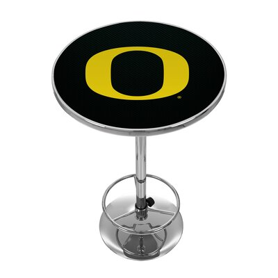 University of Oregon Pub Table Logo: O