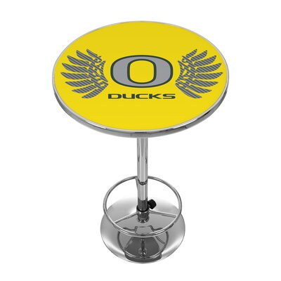 University of Oregon Pub Table Logo: Wings