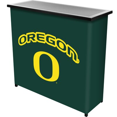 University of Oregon Home Bar Logo: Text