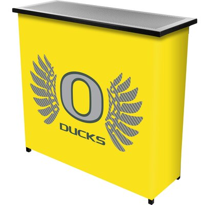 University of Oregon Home Bar Logo: Wings