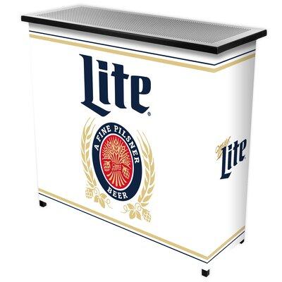 Miller Lite Mini Bar