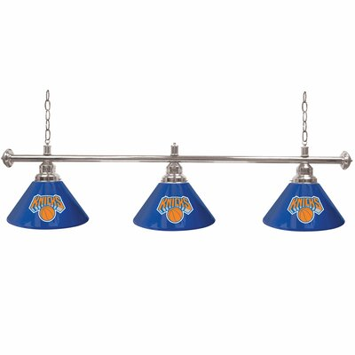 NBA 3-Light Billiard Light NBA Team: New York Knicks