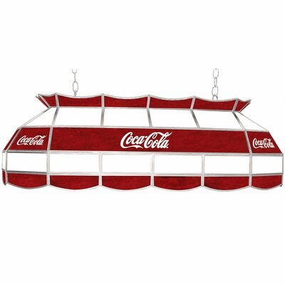 Coca Cola Pool Table Light