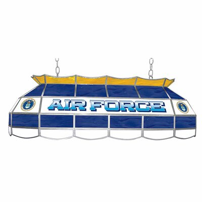 U.S. Air Force 3-Light Pool Table Light