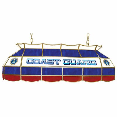 U.S. Coast Gaurd 3-Light Pool Table Light